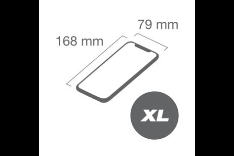 Universele telefoonhouder fiets XL