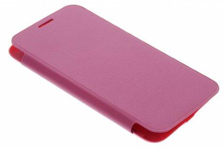 Fuchsia flipcover voor de Samsung Galaxy S5 Mini