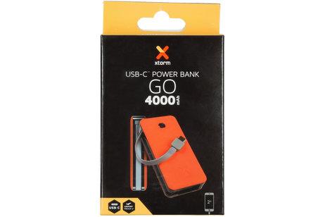 Xtorm USB-C Powerbank Go - 4000 mAh