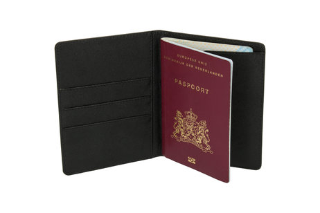 Ontwerp uw eigen paspoort hoes