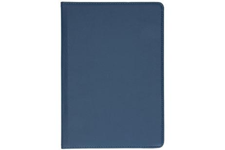 iMoshion 360° draaibare Bookcase voor de iPad Air 10.5 / Pro 10.5 - Donkerblauw