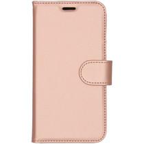 Accezz Wallet Softcase Booktype iPhone 11 Pro - Rosé Goud
