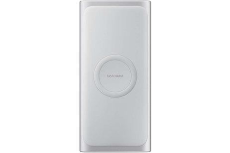 Samsung Wireless Battery Pack 10.000 mAh - Zilver