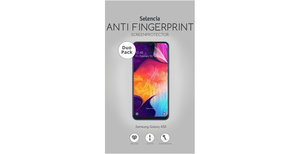 Selencia Duo Pack Anti-fingerprint Screenprotector Samsung Galaxy A50