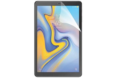 Selencia Duo Pack Anti-fingerprint Screenprotector voor de Samsung Galaxy Tab A 10.5 (2018)