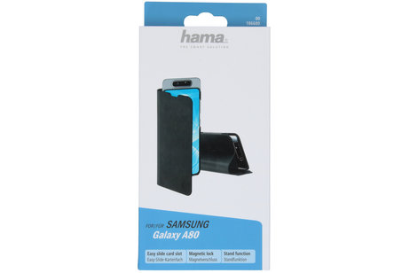 Samsung Galaxy A80 hoesje - Hama Guard Booktype voor