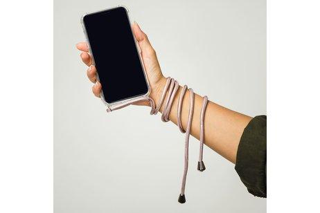 iMoshion Backcover met koord voor de iPhone 8 Plus / 7 Plus - Rosé Goud