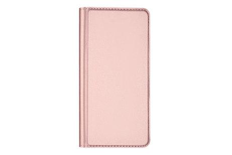 Dux Ducis Slim Softcase Booktype voor de iPhone 11 Pro - Rosé Goud