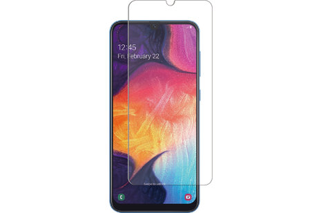 Samsung Galaxy S10e hoesje - Selencia Gehard Glas Screenprotector