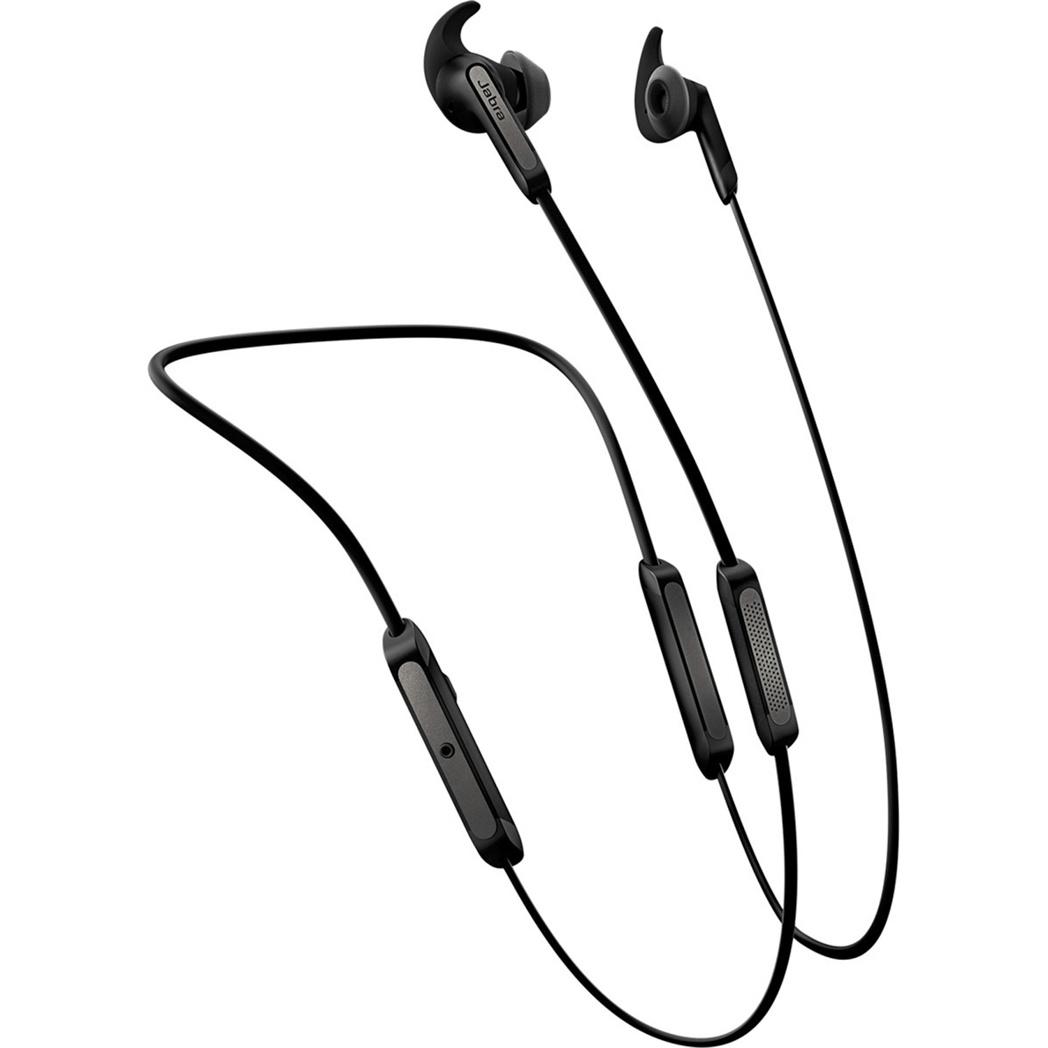 Elite 45e Bluetooth Headset - Zwart