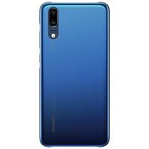 Huawei Color Backcover Huawei P20 - Blauw
