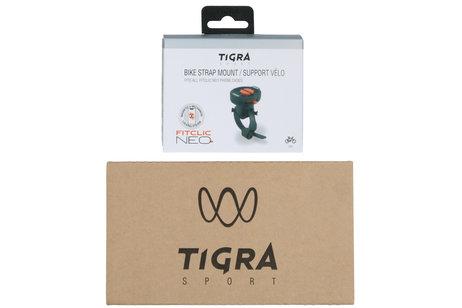 Tigra FitClic Neo Backcover + Bike Strap Mount voor de Samsung Galaxy S10e