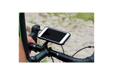 Tigra FitClic Neo Backcover + Bike Strap Mount voor de Samsung Galaxy S10 Plus