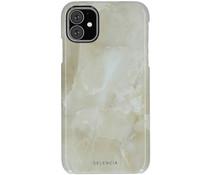 Selencia Design Hardcase Backcover iPhone 11