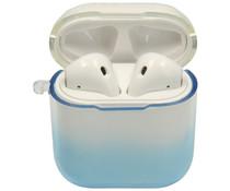 Siliconen Case voor AirPods - Gradient Blauw