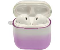 Siliconen Case voor AirPods - Gradient Roze