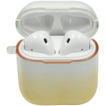 Siliconen Case voor AirPods - Gradient Geel