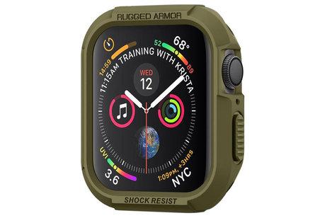 Apple Watch hoesje - Spigen Rugged Armor™ Case