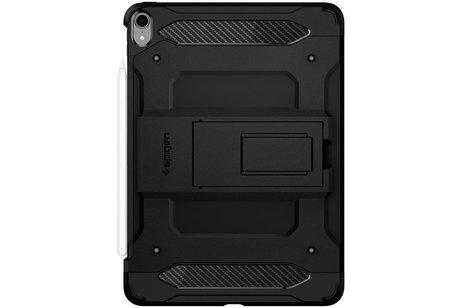 Spigen Tough Armor Tech Backcover voor de iPad Pro 11 (2018) - Zwart