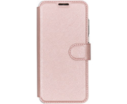 Accezz Xtreme Wallet Booktype Huawei P30 Lite - Rosé Goud
