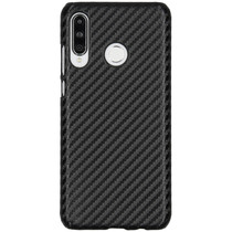 Carbon Hardcase Backcover Huawei P30 Lite