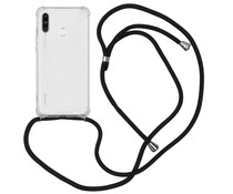 iMoshion Backcover met koord Huawei P30 Lite - Zwart
