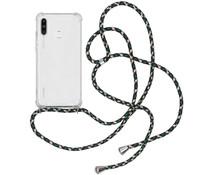 iMoshion Backcover met koord Huawei P30 Lite - Groen