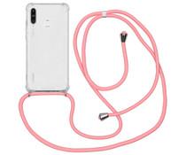 iMoshion Backcover met koord Huawei P30 Lite - Roze