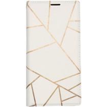 Design Softcase Booktype Samsung Galaxy Note 10 Plus
