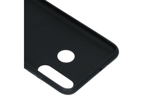 Huawei P30 Lite hoesje - Design Backcover Color voor