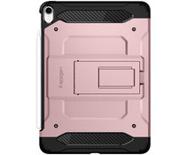 Spigen Tough Armor Tech Backcover iPad Pro 11 - Rosé Goud
