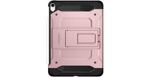 Spigen Tough Armor Tech Backcover iPad Pro 11 (2018) - Rosé Goud