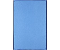 Bookcase Samsung Galaxy Tab S6 - Donkerblauw