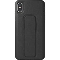Clckr Gripcase Foundation iPhone Xs Max - Zwart
