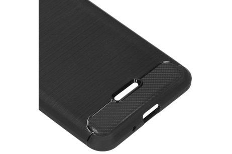 Xiaomi Redmi 6 hoesje - Brushed Backcover voor de