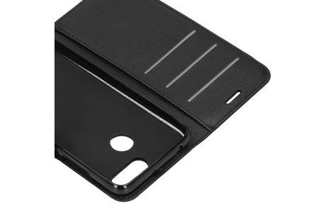 Xiaomi Redmi 6 hoesje - Basic Litchi Booktype voor