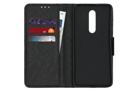 Xiaomi Mi 9T (Pro) hoesje - Basic Leather Booktype voor