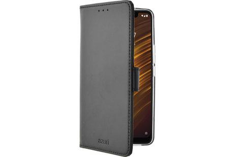 Xiaomi Pocophone F1 hoesje - Azuri Book-style Wallet Case