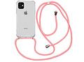 iMoshion Backcover met koord voor de iPhone 11 - Roze
