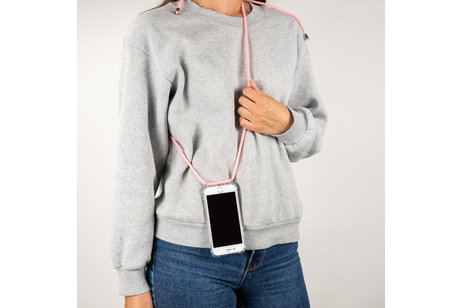 iPhone 11 hoesje - iMoshion Backcover met koord