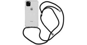 iMoshion Backcover met koord iPhone 11 Pro Max - Zwart