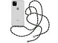 iMoshion Backcover met koord voor de iPhone 11 Pro Max - Groen