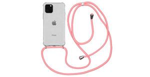 iMoshion Backcover met koord iPhone 11 Pro - Roze