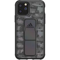 adidas Sports Grip Backcover iPhone 11 Pro - Zwart
