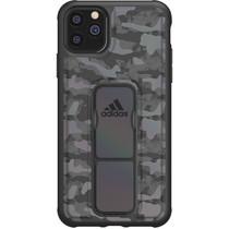 adidas Sports Grip Backcover iPhone 11 Pro Max - Zwart