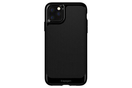 Spigen Neo Hybrid Backcover voor de iPhone 11 Pro - Zwart