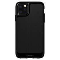 Spigen Neo Hybrid Backcover iPhone 11 Pro Max - Zwart