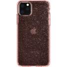 Spigen Liquid Crystal Glitter Backcover voor de iPhone 11 Pro - Rosé Goud