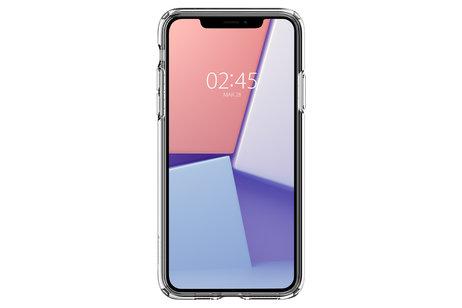 iPhone 11 Pro Max hoesje - Spigen Liquid Crystal Backcover