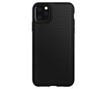 Spigen Liquid Air Backcover iPhone 11 Pro - Zwart